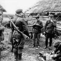 Партизаны часто были хуже полицаев: тоже наводили ужас на целые районы, сжигали деревни, проводили карательные походы. Лабиринтами истории