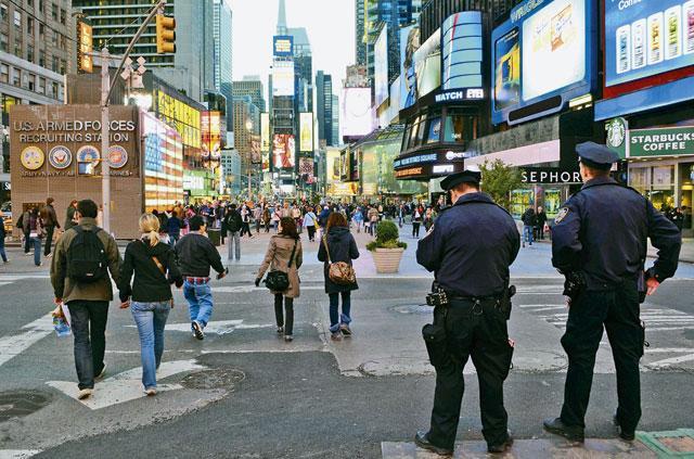 полиция Нью-Йорк 3