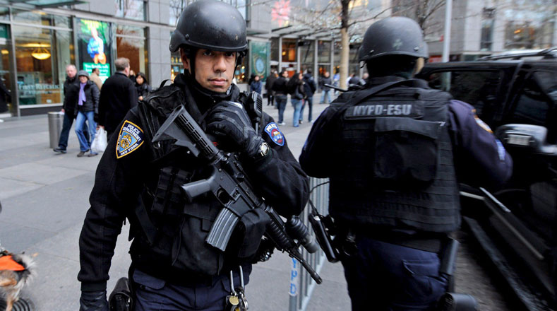 SEGURIDAD EN LA CIUDAD DE NUEVA YORK