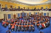 сенат =Зал заседаний Сената США