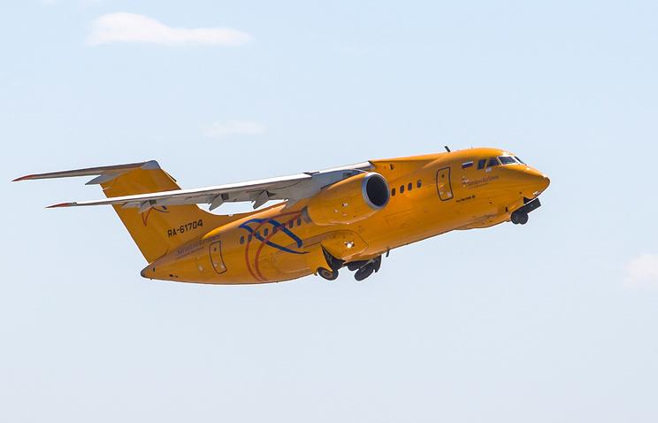 Ан-148 саратов