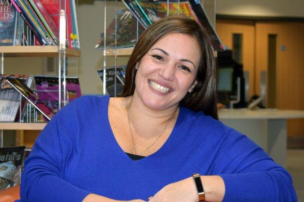 Британская учительница Андрия Зафираку