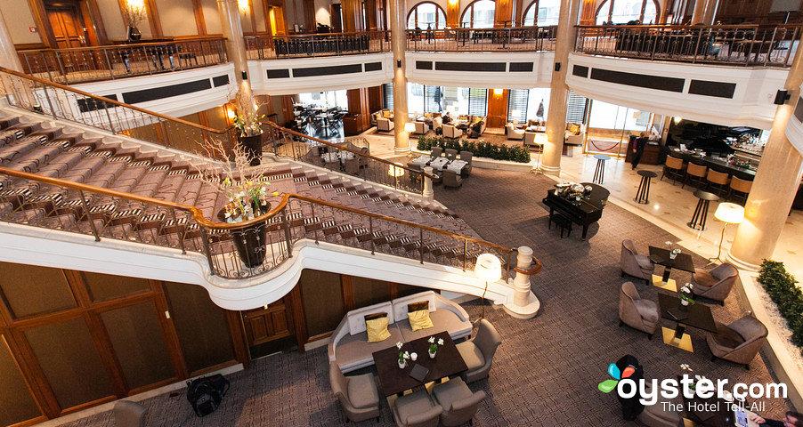 Отель в Берлине The Westin Grand 4