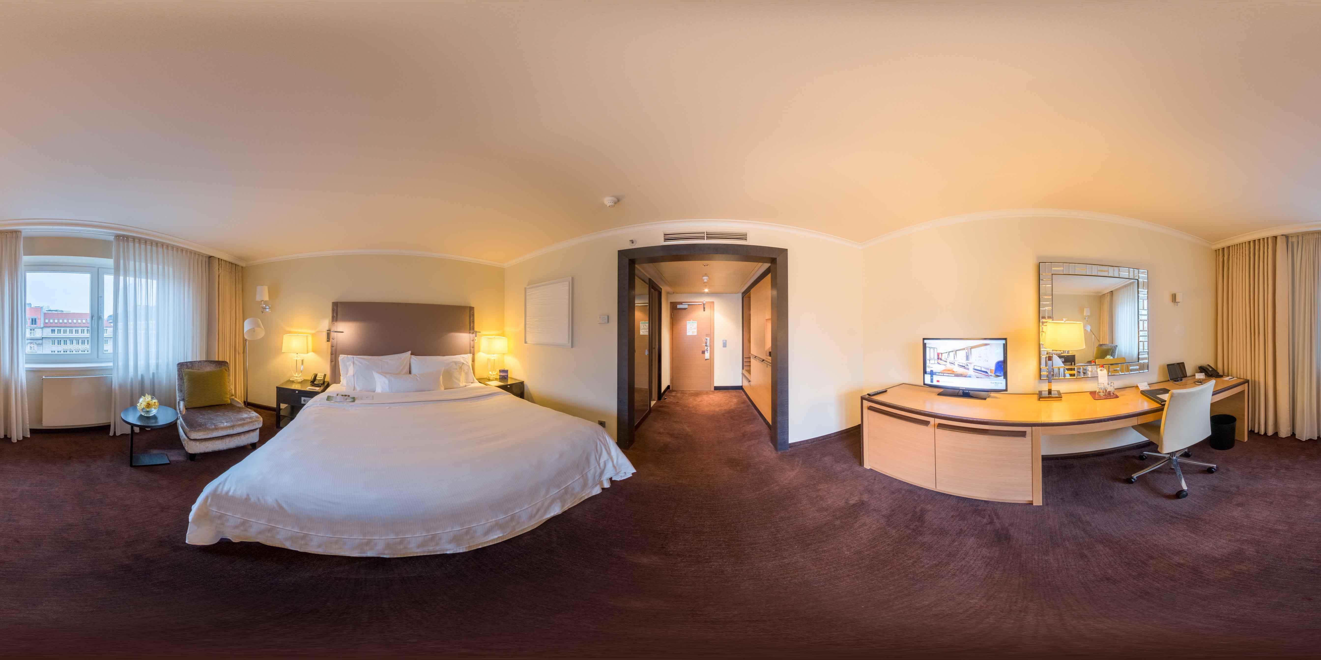 Отель в Берлине The Westin Grand 8