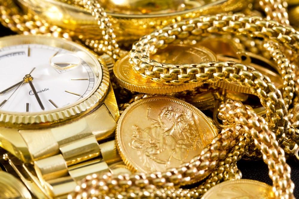 золото украш