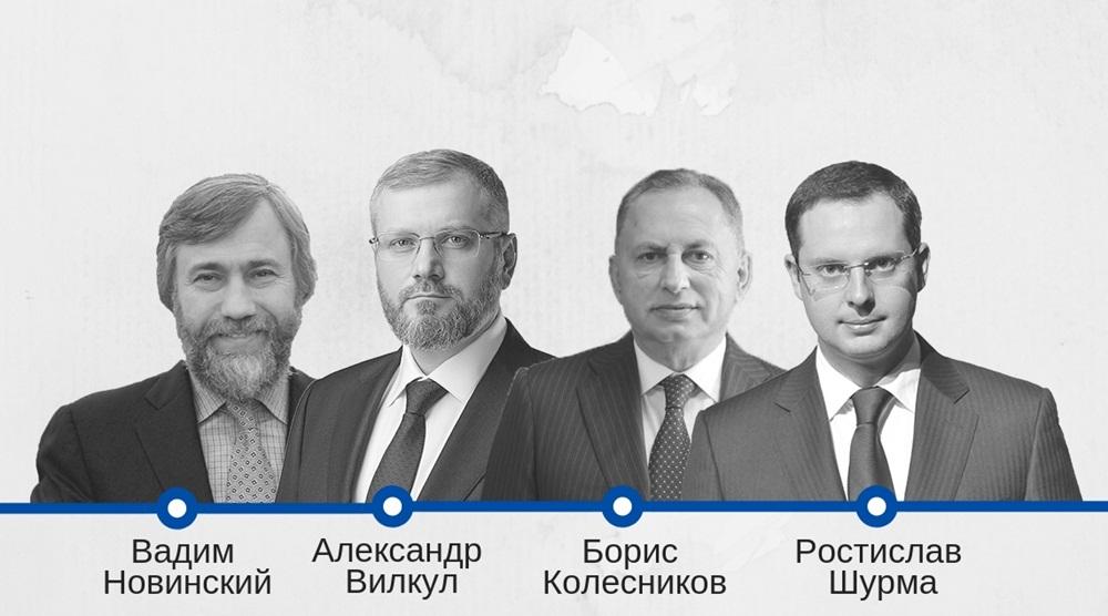 кандидаты от Оппоблока
