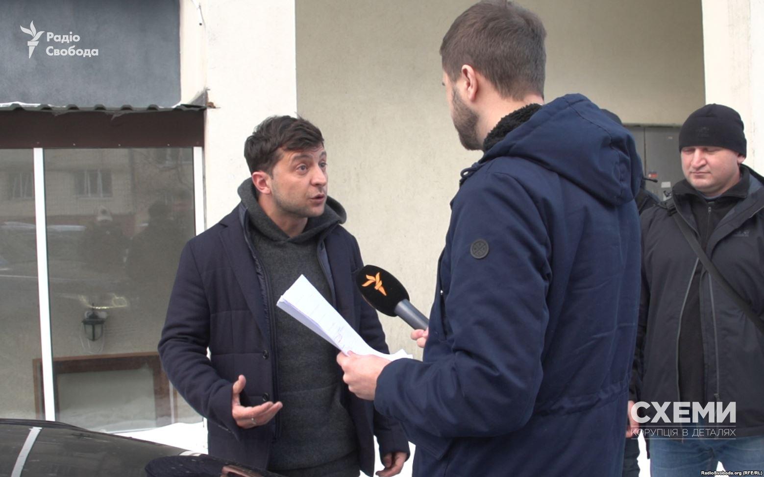 ЗЕЛЕНСКИЙ и СМИ