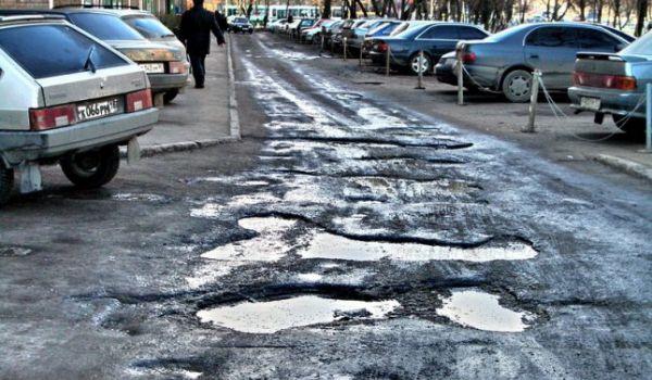 дороги 5 Канадский посол застрял на бездорожье в Черкасской области