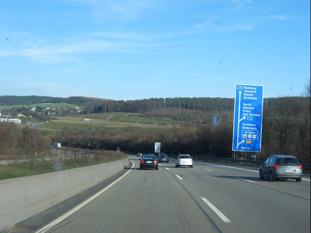 дороги Германи