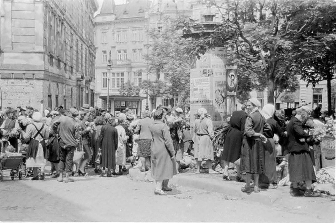 Львов в 1943