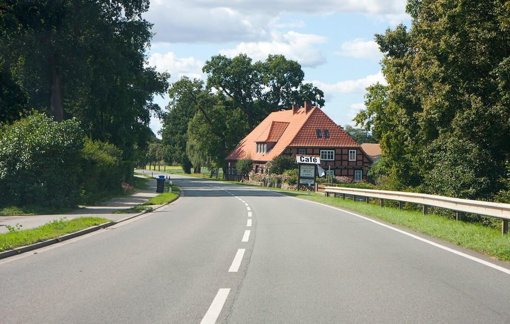 село Германия