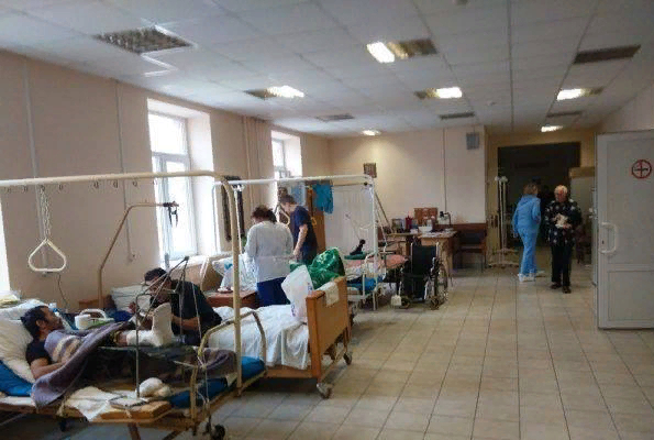 больница РФ