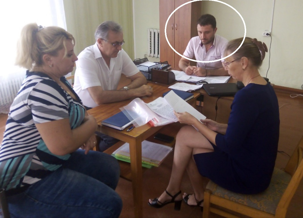 Акимовка Кириллов заседание круг