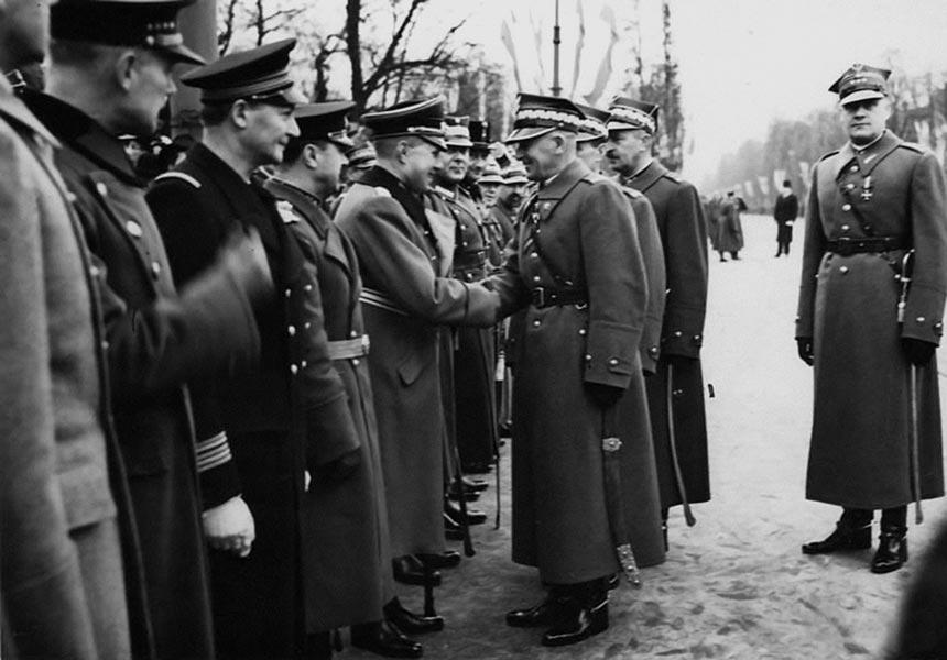Польша маршал
