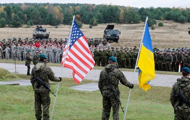 Яворовский полигон -США