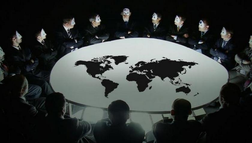 тайные общества мира