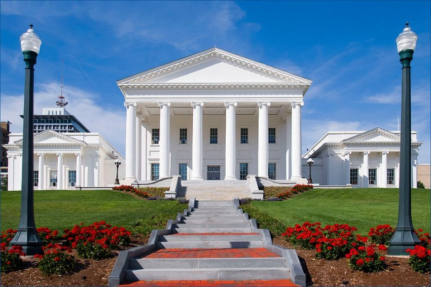 Капитолий штата Виргиния