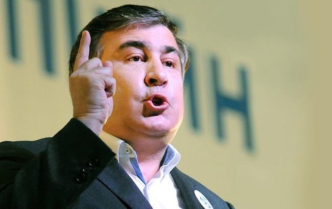 Саакашвили гнев