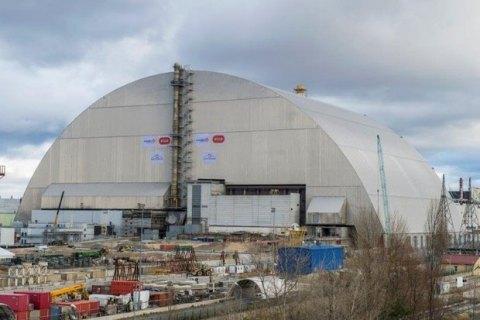 Чернобыль склад
