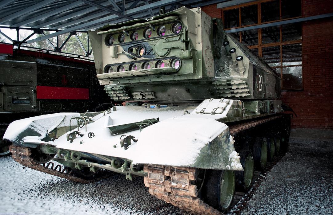 лазерная пушка СССР-