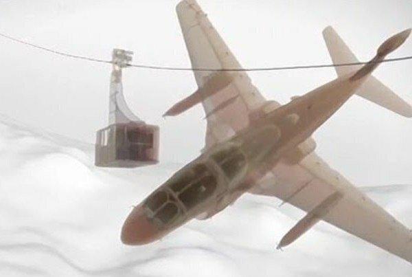 самолёт EA-6 Праулер Корпуса морской пехоты США2