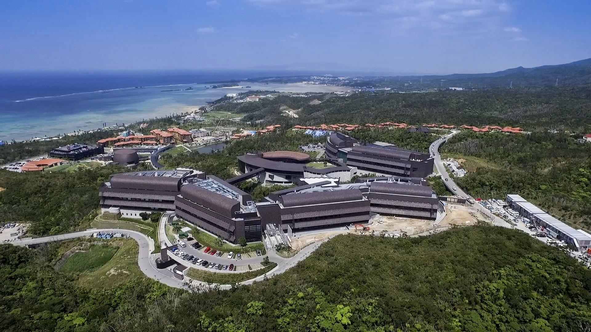 Окинавский институт на горе