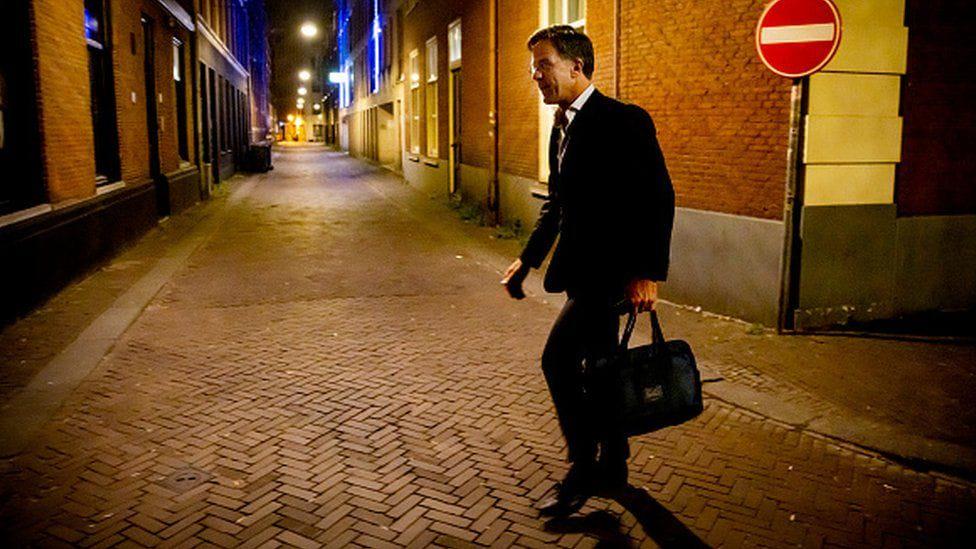Нидерланды покушение