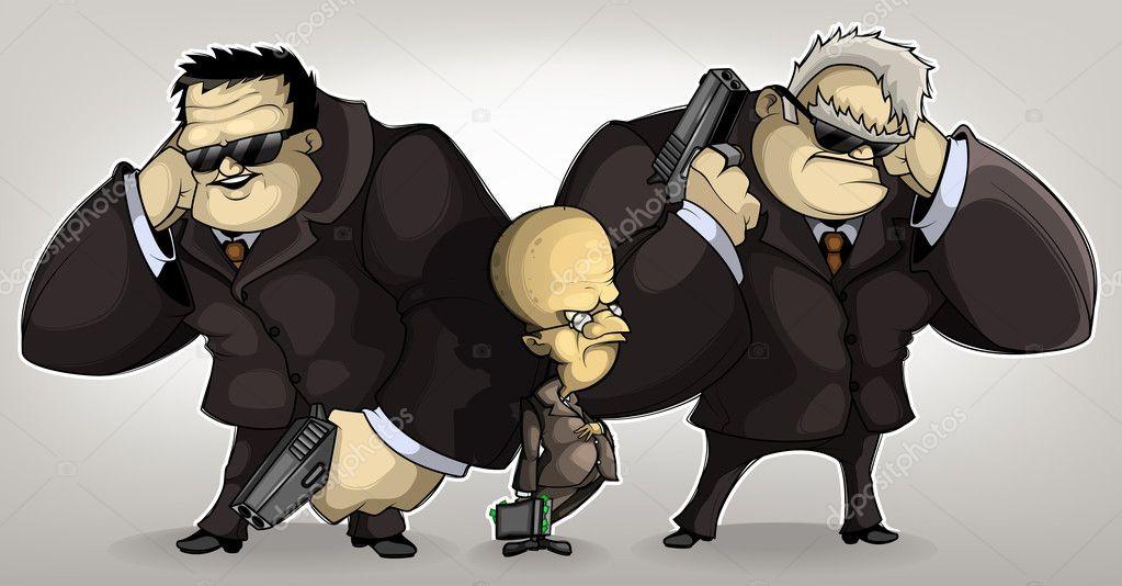 телохранители