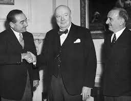 Аднан Мендерес - казненный премьер Турции и Черчилль