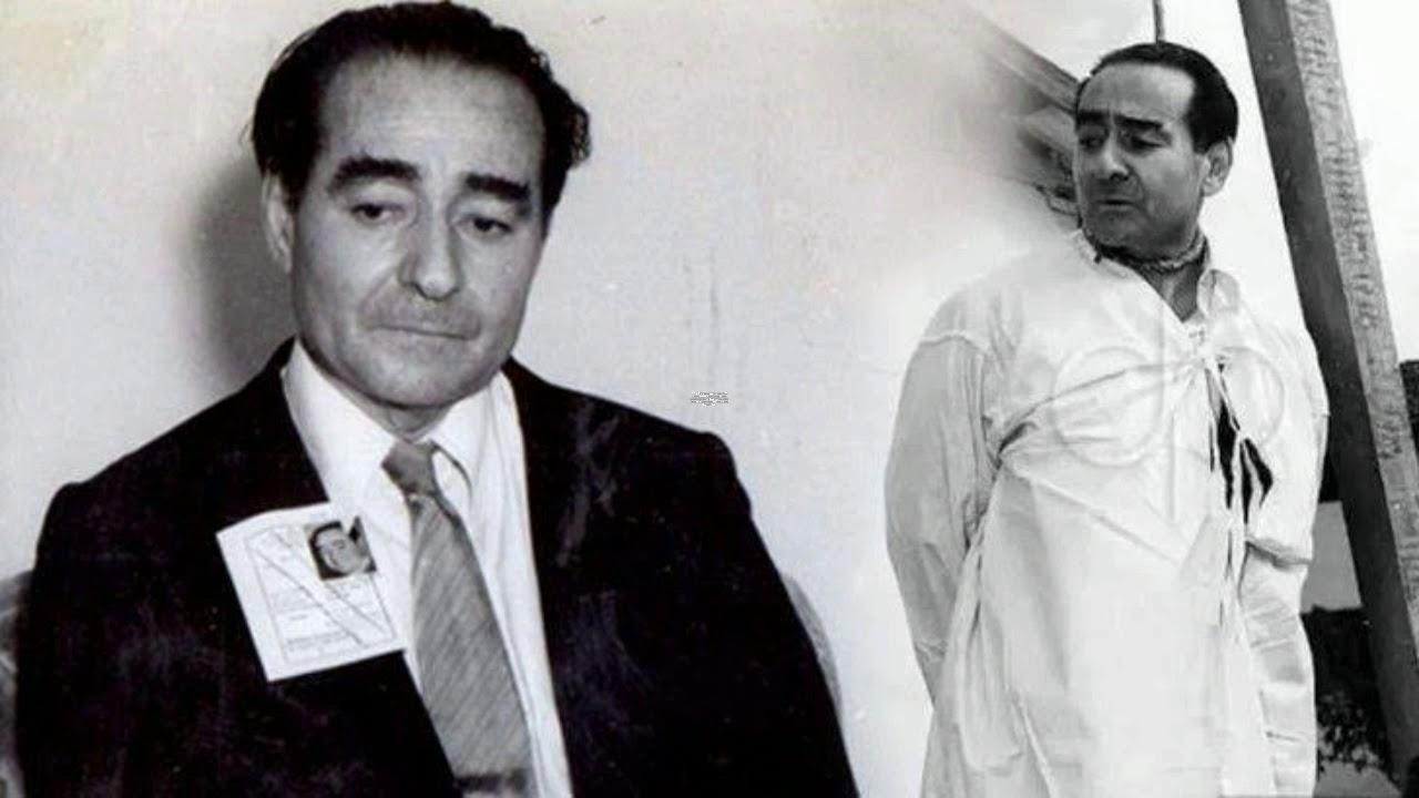 Аднан Мендерес казнь премьер Турции